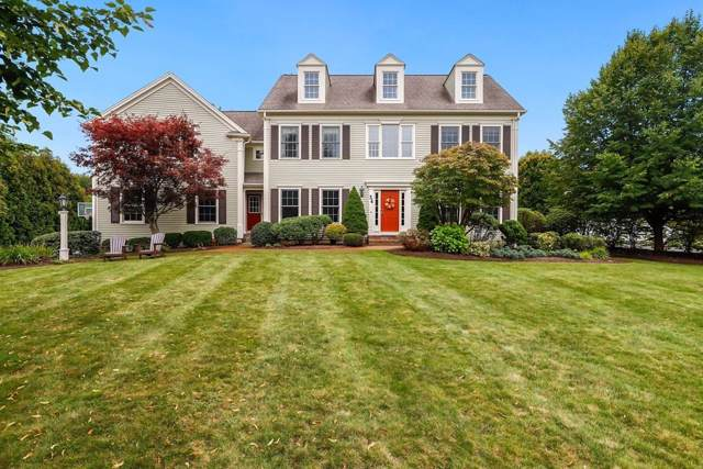 34 Taintor Dr, Sudbury, MA 01776 (MLS #72563633) :: DNA Realty Group