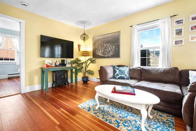 37 Sackville Street #1, Boston, MA 02129 (MLS #72563645) :: The Russell Realty Group