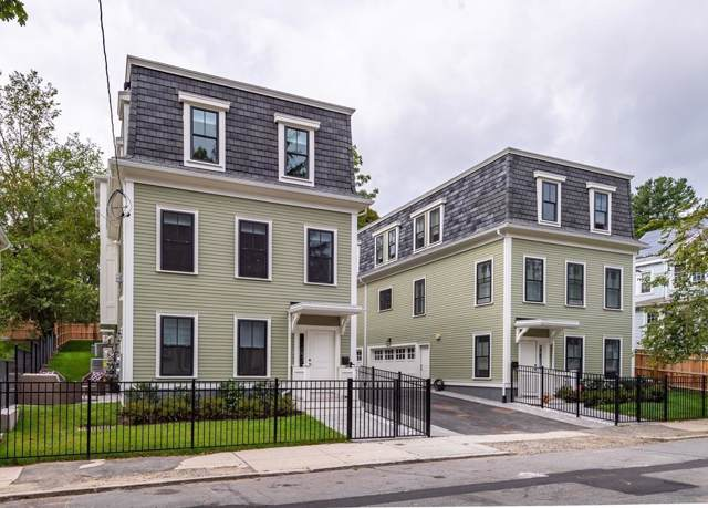 92A Cornell Street -, Boston, MA 02131 (MLS #72563647) :: The Muncey Group