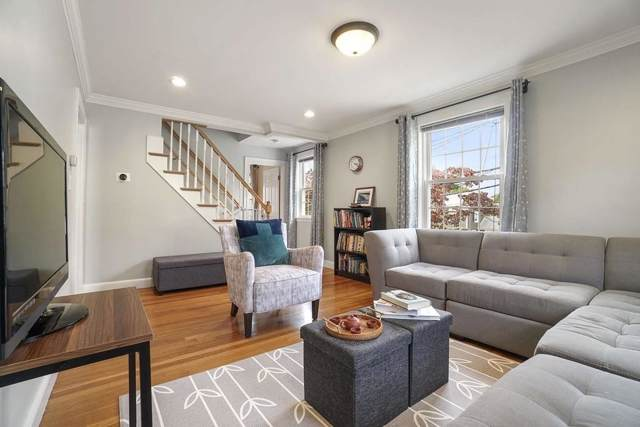 142 Lake Street #2, Arlington, MA 02474 (MLS #72563694) :: Team Patti Brainard