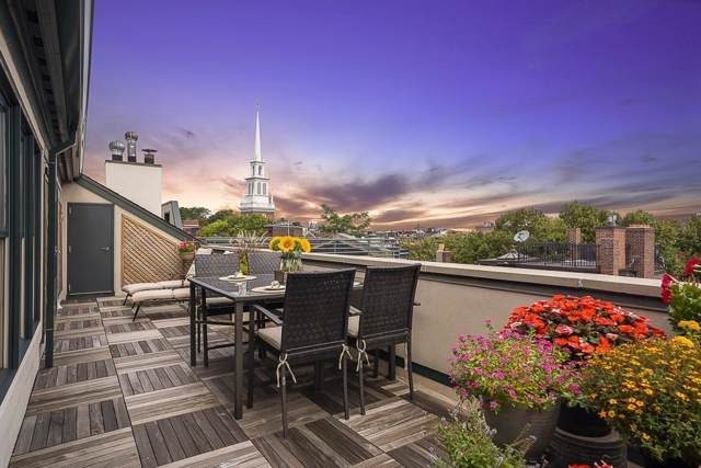 20 Tileston Street Ph3, Boston, MA 02113 (MLS #72563723) :: Westcott Properties