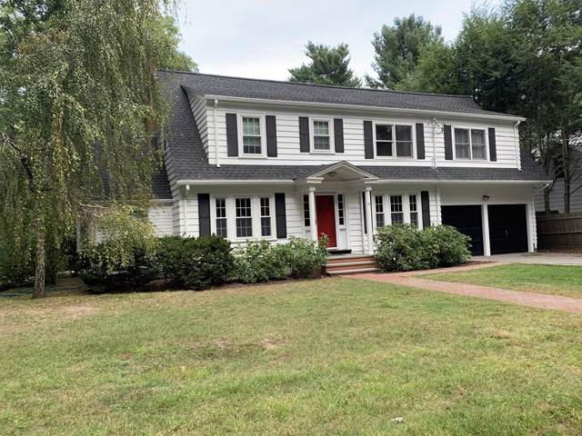 50 Dwhinda Rd, Newton, MA 02468 (MLS #72563724) :: The Muncey Group