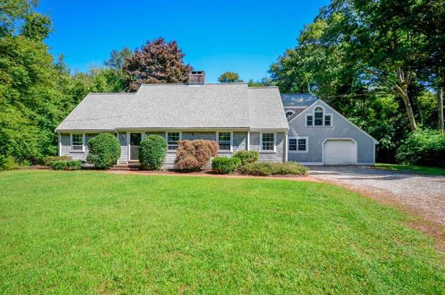 383 Point Rd, Marion, MA 02738 (MLS #72563729) :: Berkshire Hathaway HomeServices Warren Residential