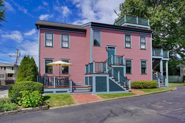 13 Bellis Circle #1, Cambridge, MA 02140 (MLS #72563773) :: DNA Realty Group
