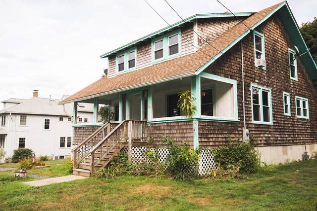 8 1st Ave, Scituate, MA 02066 (MLS #72563788) :: Exit Realty