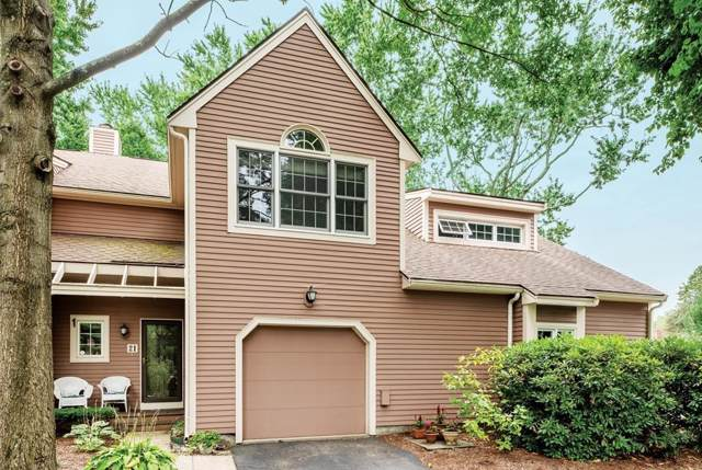 160 Pine St #21, Newton, MA 02466 (MLS #72563870) :: Exit Realty