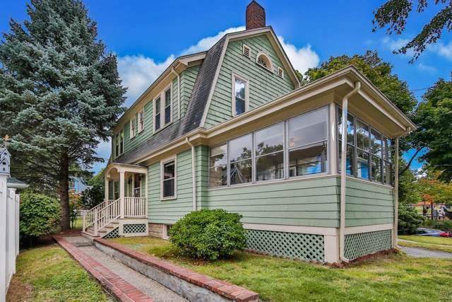 229 Pheasant Ave, Arlington, MA 02474 (MLS #72563873) :: Team Patti Brainard