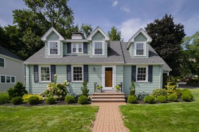 10 Morton Rd, Arlington, MA 02476 (MLS #72563900) :: Team Patti Brainard