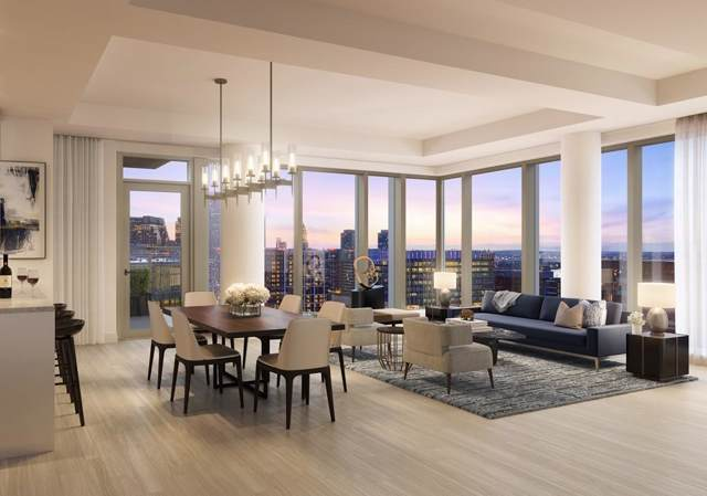 133 Seaport Boulevard #908, Boston, MA 02210 (MLS #72563948) :: The Russell Realty Group