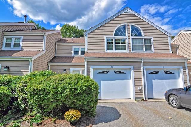 10 Canvasback Way #10, Walpole, MA 02081 (MLS #72563964) :: Primary National Residential Brokerage