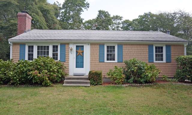 54 Pamet Rd, Yarmouth, MA 02673 (MLS #72563997) :: The Muncey Group