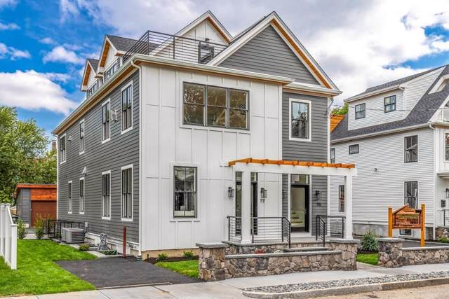 75-77 Morse Street, Watertown, MA 02472 (MLS #72564099) :: Vanguard Realty