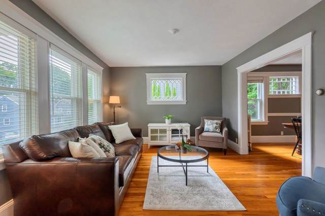 46 Alpine Street #1, Arlington, MA 02474 (MLS #72564104) :: Team Patti Brainard