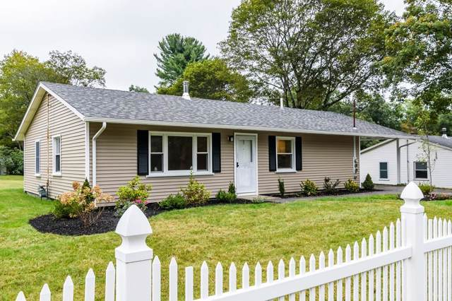 37 Pine Hill Road #7, Bedford, MA 01730 (MLS #72564115) :: Exit Realty