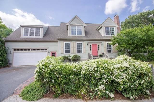 55 Wompatuck Road, Hingham, MA 02043 (MLS #72564126) :: Westcott Properties