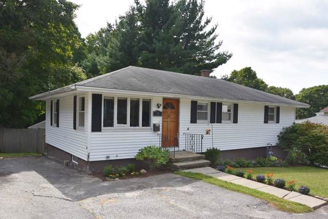 39 Rankin St, Worcester, MA 01605 (MLS #72564129) :: The Muncey Group