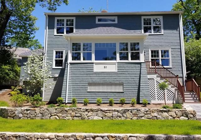 50 Green Street, Needham, MA 02492 (MLS #72564134) :: The Gillach Group