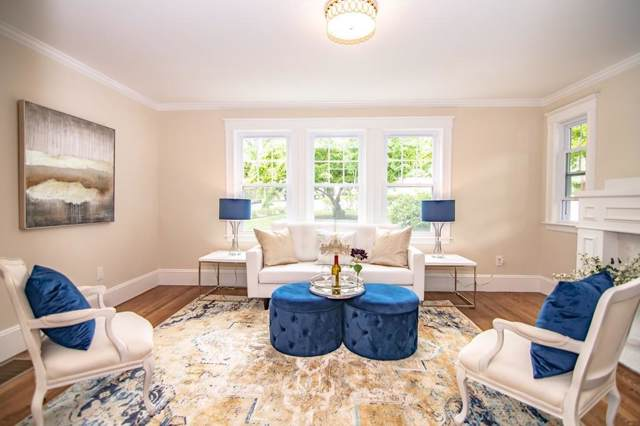 102 Gloucester St #1, Arlington, MA 02476 (MLS #72564161) :: Team Patti Brainard