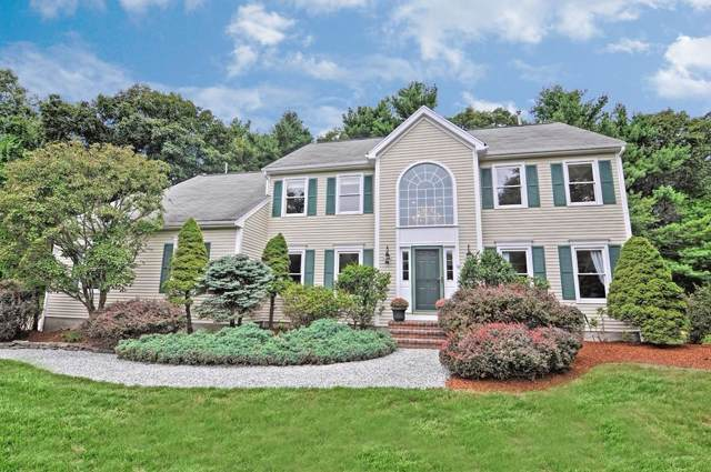16 Tracey Ln, Sharon, MA 02067 (MLS #72564203) :: Primary National Residential Brokerage