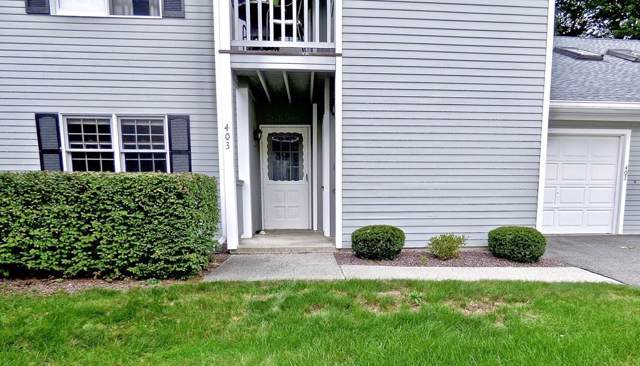 403 Country Side Rd #403, Greenfield, MA 01301 (MLS #72564257) :: The Muncey Group