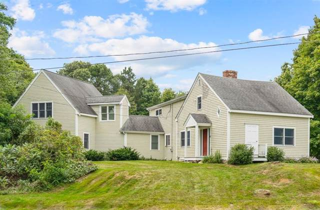81 Old Plymouth Rd, Bourne, MA 02562 (MLS #72564262) :: The Muncey Group