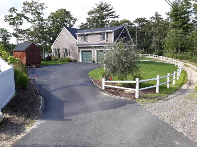 84 Gunning Point Rd, Plymouth, MA 02360 (MLS #72564270) :: Exit Realty