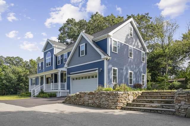 27 Howard Street, Braintree, MA 02184 (MLS #72564282) :: Primary National Residential Brokerage