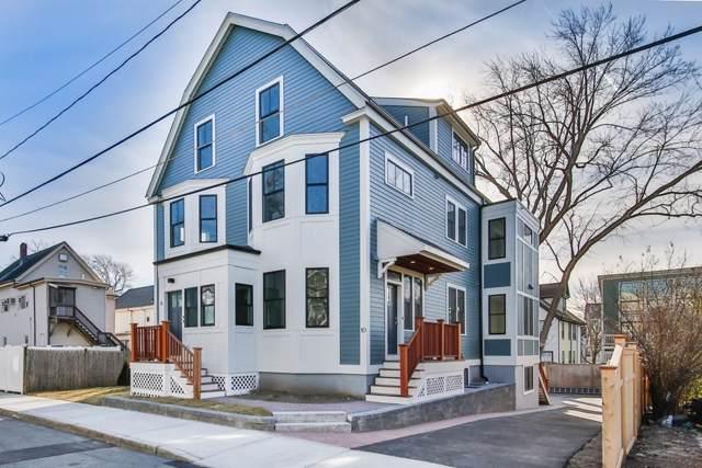 10 Appleton Street #10, Somerville, MA 02144 (MLS #72564286) :: Team Patti Brainard