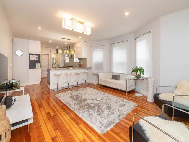 117 Sycamore St #1, Boston, MA 02131 (MLS #72564333) :: The Muncey Group