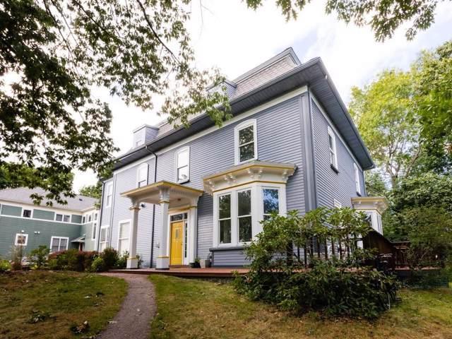 243 Chestnut Ave B, Boston, MA 02130 (MLS #72564391) :: The Gillach Group