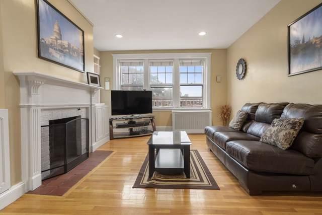 1992 Commonwealth Avenue #7, Boston, MA 02135 (MLS #72564423) :: Westcott Properties