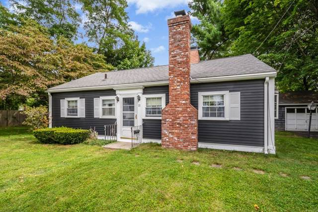 11 Steven Road, Westborough, MA 01581 (MLS #72564461) :: Compass