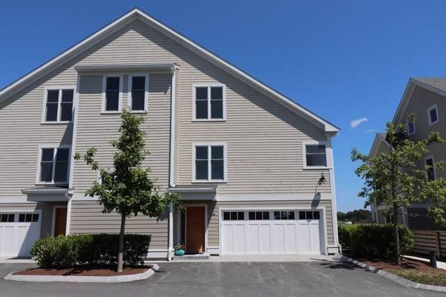 266B Merrimac Street #7, Newburyport, MA 01950 (MLS #72564480) :: Exit Realty