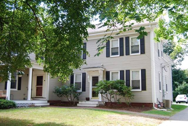 33 South A, Medfield, MA 02052 (MLS #72564483) :: Trust Realty One