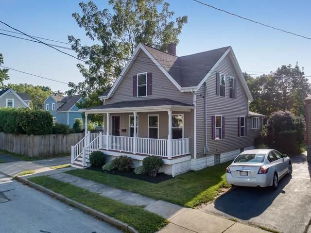 132 Pleasant Street, Fairhaven, MA 02719 (MLS #72564488) :: Trust Realty One