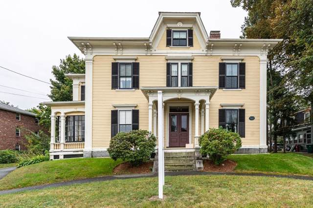 42 Highland Street #1, Lowell, MA 01852 (MLS #72564533) :: Parrott Realty Group