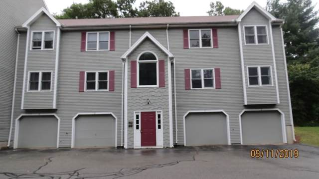 124 Tennis Plaza Rd #2, Dracut, MA 01826 (MLS #72564562) :: Parrott Realty Group