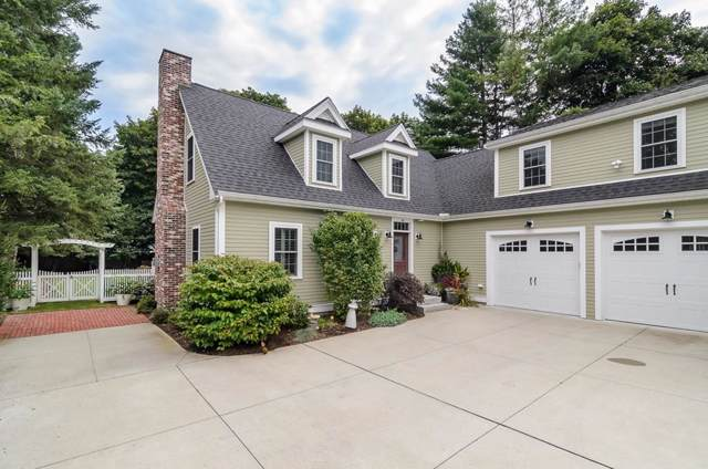 48 Pleasant St #48, Medfield, MA 02052 (MLS #72564565) :: Trust Realty One
