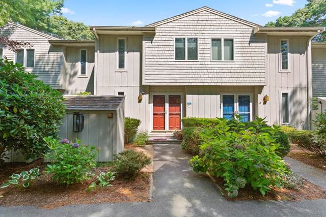 300 Buck Island Rd 11C, Yarmouth, MA 02673 (MLS #72564659) :: Vanguard Realty