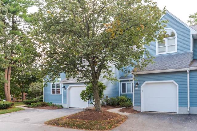 296 Bishops Forest Dr #296, Waltham, MA 02452 (MLS #72564661) :: Trust Realty One