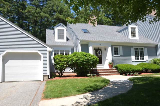 78 Fuller Pond Rd #78, Middleton, MA 01949 (MLS #72564760) :: Exit Realty