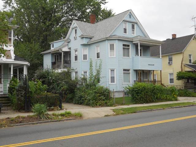 321-323 Orange St, Springfield, MA 01108 (MLS #72564772) :: The Russell Realty Group
