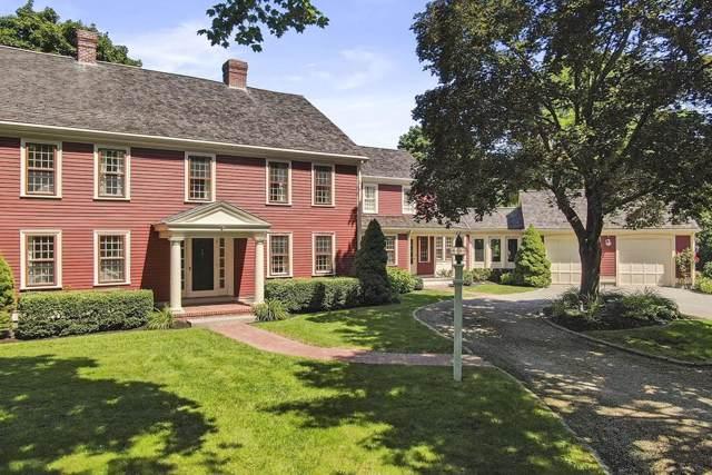 86 Pleasant Street, Hingham, MA 02043 (MLS #72564776) :: Westcott Properties