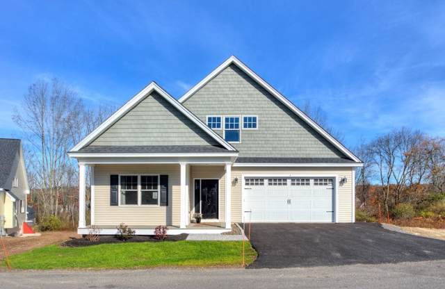 1 Chadwick Circle #4, Windham, NH 03087 (MLS #72564804) :: Vanguard Realty