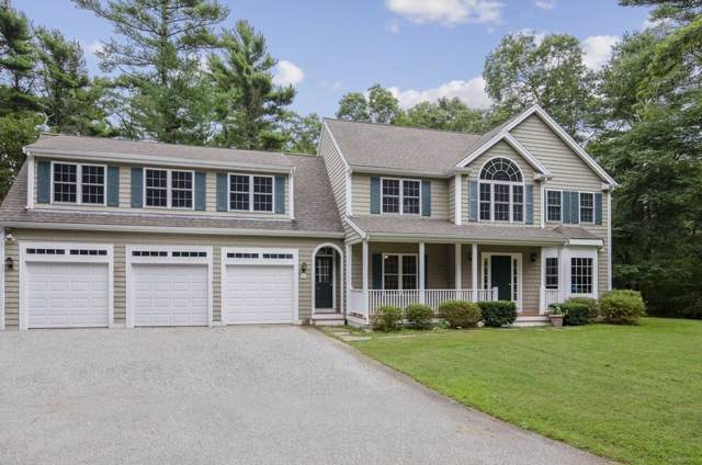 46 Herring Way, Plymouth, MA 02360 (MLS #72564947) :: Kinlin Grover Real Estate