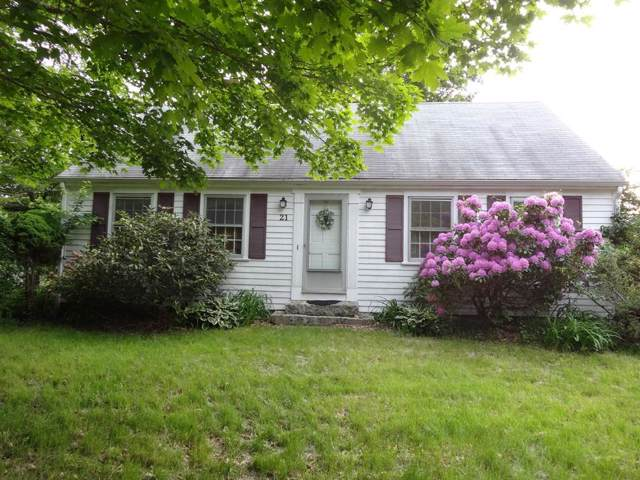 21 Cross St, Lakeville, MA 02347 (MLS #72564974) :: Anytime Realty