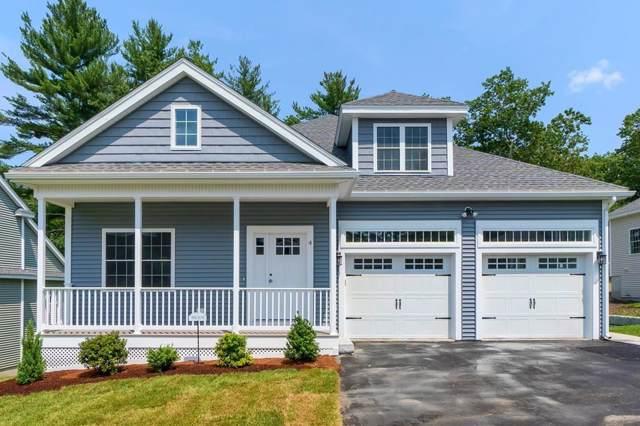 12 Tucker Terrace Lot 17, Methuen, MA 01844 (MLS #72565010) :: DNA Realty Group