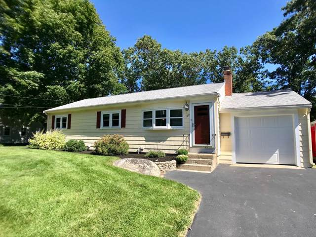 194 North Street, Walpole, MA 02081 (MLS #72565048) :: Anytime Realty