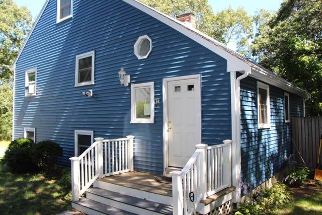 80 Norris Rd, Bourne, MA 02562 (MLS #72565053) :: The Muncey Group