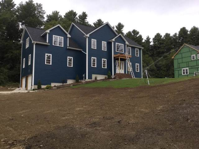 284 Putnam Hill Rd, Sutton, MA 01590 (MLS #72565092) :: Trust Realty One